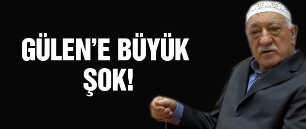 Fethullah Gülen'e son dakika büyük şok!