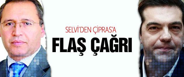 Abdülkadir Selvi'den Çipras'a DHKP-C çağrısı