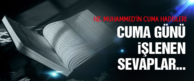 Hz. Muhammed'in Cuma hadisleri