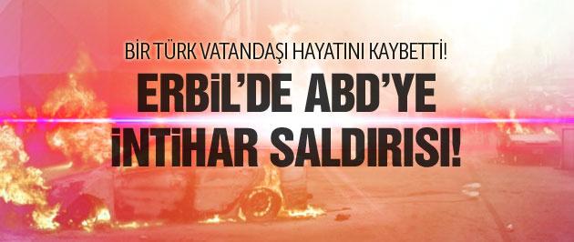 Erbil'de bombalı saldırı Türk vatandaşını vurdu!