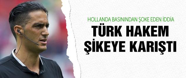 Türk hakem şikeye mi karıştı?