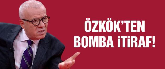 Ertuğrul Özkök'ten bomba itiraf!