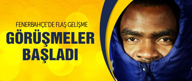 Fenerbahçe'den Emenike için yetki