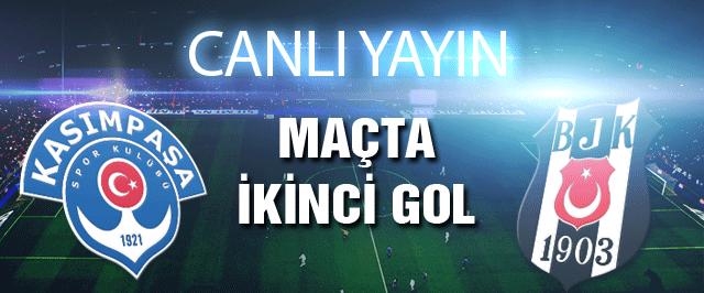 Beşiktaş Kasımpaşa maçı (CANLI YAYIN)