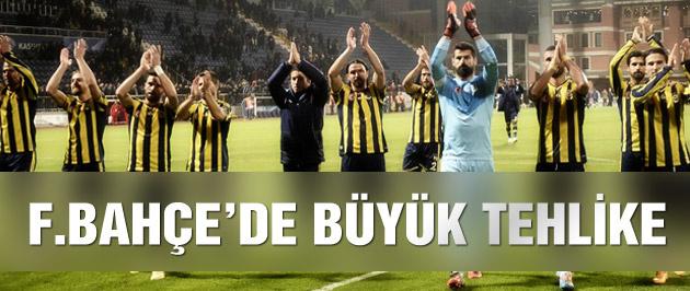 Fenerbahçe'nin hesapları büyük