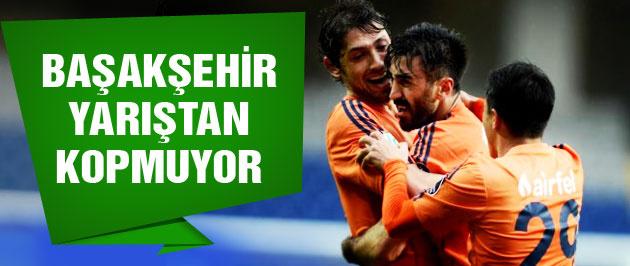 Başakşehir Çaykur Rizespor'u devirdi