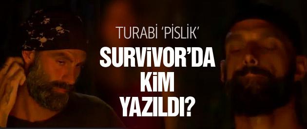 Survivor'da kim elendi! Turabi'ye şok