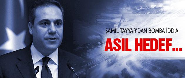 Şamil Tayyar'dan çarpıcı Hakan Fidan iddiası