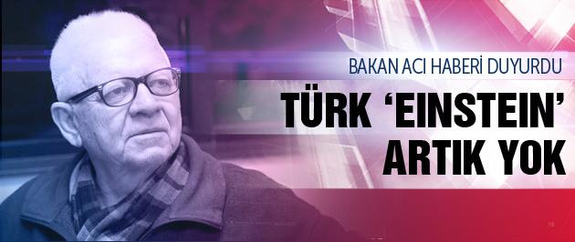 Ünlü Türk bilim adamı hayatını kaybetti