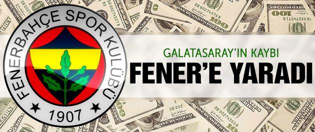 Galatasaray kaybedince F.Bahçe coştu