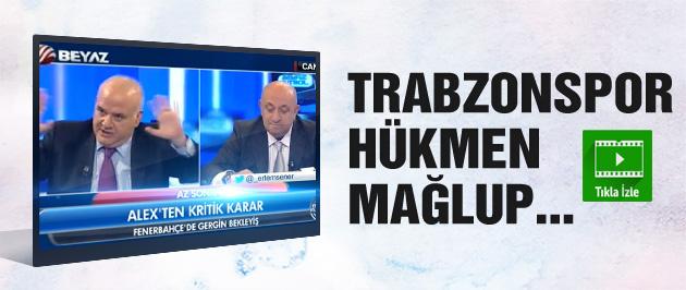 Trabzonlular içinizde şerefsiz var