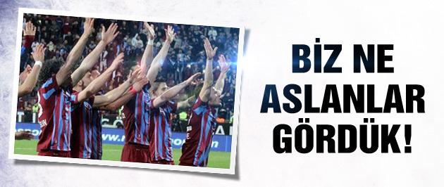 Trabzon basını G.Saray zaferini kutluyor