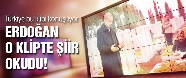 Erdoğan'dan Çanakkale'ye özel klip