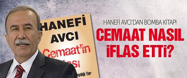 Hanefi Avcı'dan bomba cemaat kitabı!