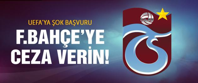 Trabzonspor'dan UEFA'ya flaş başvuru