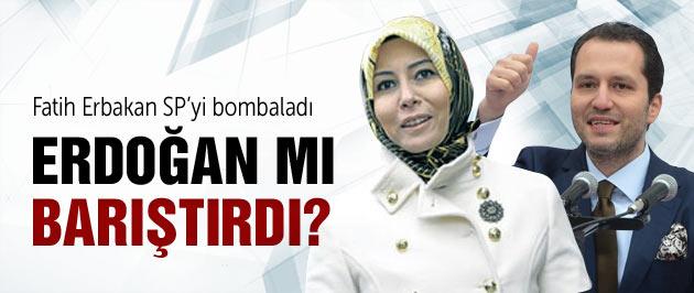 Erbakan ailesini Erdoğan mı barıştırdı?