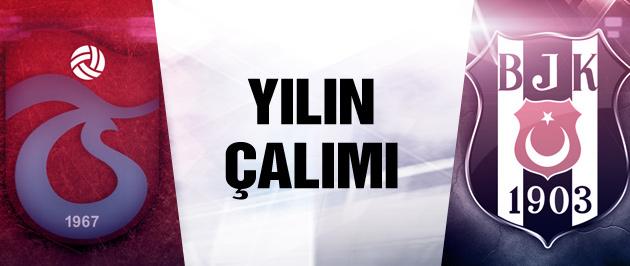 Trabzonspor'dan Beşiktaş'a yılın çalımı!