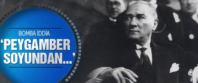 Haydar Baş bombası 'Atatürk Peygamber soyundan'