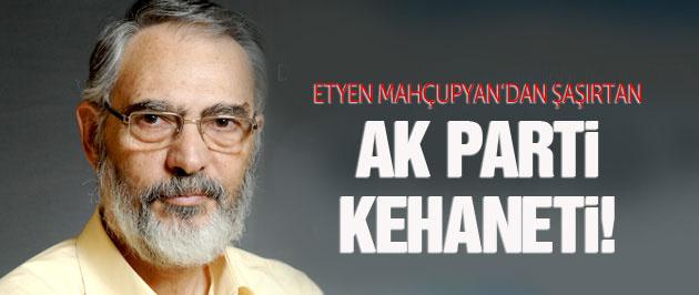 Etyen Mahçupyan'dan AK Parti kehaneti