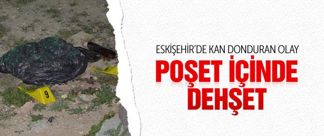 Eskişehir'de kan donduran olay