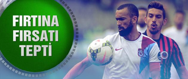 Gençlerbirliği: 1 - Trabzonspor: 0 (Maç sonucu ve özeti)