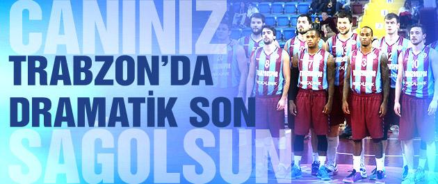 Trabzonspor'da dramatik son