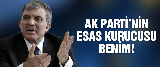 Abdullah Gül Katar'da konuştu AK Parti'nin...