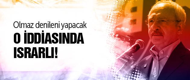 Kılıçdaroğlu'ndan asgari ücret iddiası