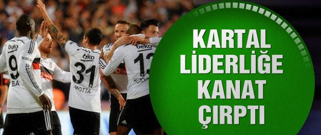 Beşiktaş 2 - 1 Kardemir Karabükspor (Maç sonucu ve özeti)
