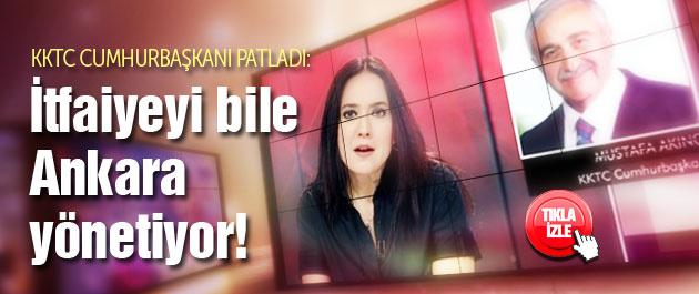 KKTC Cumhurbaşkanı Ankara'yı şoke edecek!
