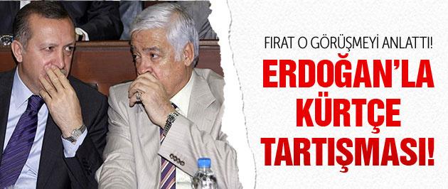 Erdoğan ile iplerin koptuğu görüşmeyi anlattı!