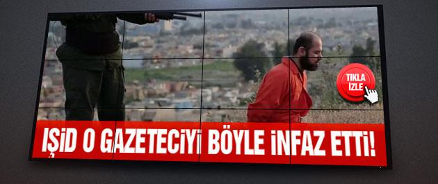 IŞİD o gazeteci ve Peşmerge'yi infaz etti!
