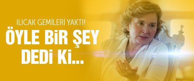 Nazlı Ilıcak'tan skandal yazı: Geri zekâlılar!