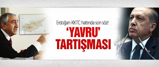 Erdoğan KKTC Cumhurbaşkanı Akıncı'ya telefonda ne dedi?