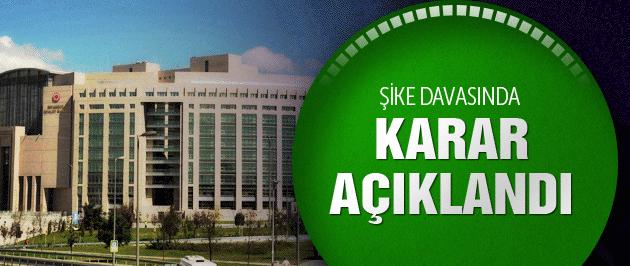 Şike Davası 8 Temmuz'a ertelendi
