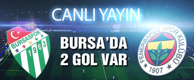 Fenerbahçe kupada Bursaspor sınavında