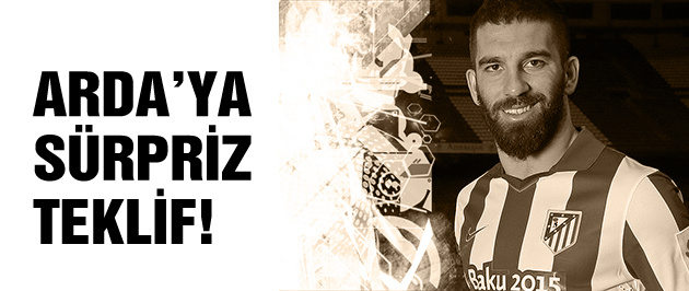 Bursaspor'da Arda Turan itirafı!