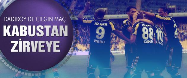 Fenerbahçe: 4 - 3: Balıkesirspor maç sonucu ve özeti