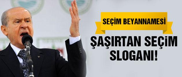 MHP seçim beyannamesini açıkladı işte seçim vaatleri