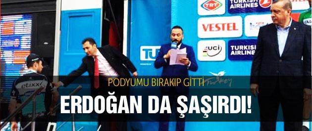 Erdoğan neye uğradığını şaşırdı