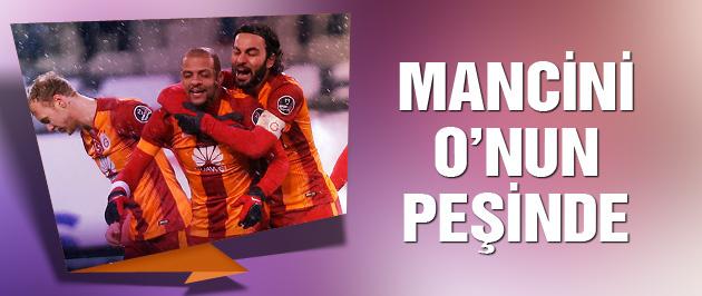 Mancini'nin gözü yine Galatasaray'da!