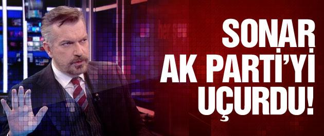 Hakan Bayrakçı'nın SONAR'ı, AK Parti'yi uçurdu!
