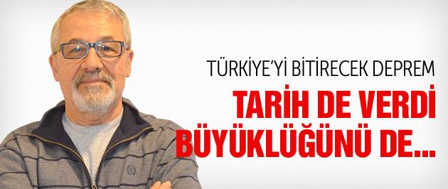 Prof Naci Görür sarstı! Türkiye'yi bitirecek deprem