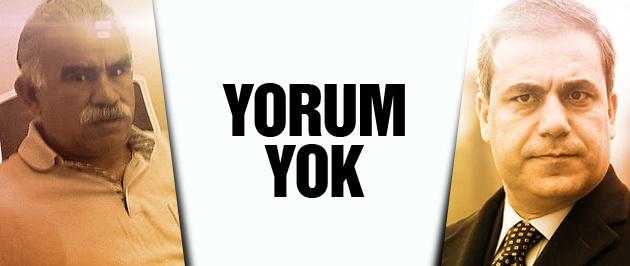 Öcalan Hakan Fidan'ın MİT'e dönüşüne ne dedi?