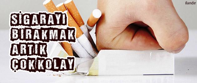Sigarayı bırakmak mümkün mü?