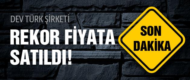 Türk internet devi rekor fiyata satıldı!