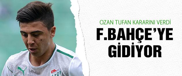 Ozan Tufan'dan sürpriz karar