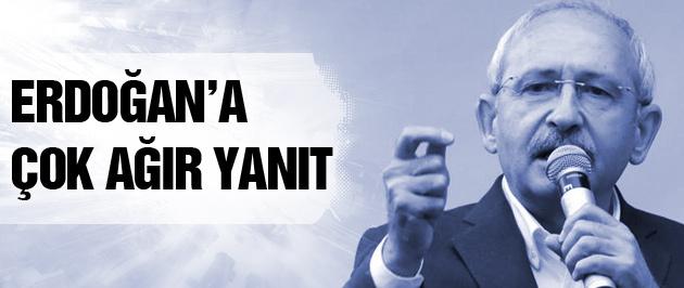 Kılıçdaroğlu'ndan Erdoğan'a çok ağır cevap
