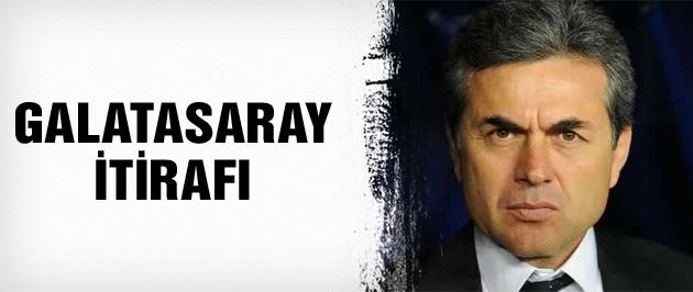 Aykut Kocaman'dan G.Saray itirafı