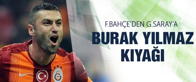 Fenerbahçe'den Burak Yılmaz kıyağı
